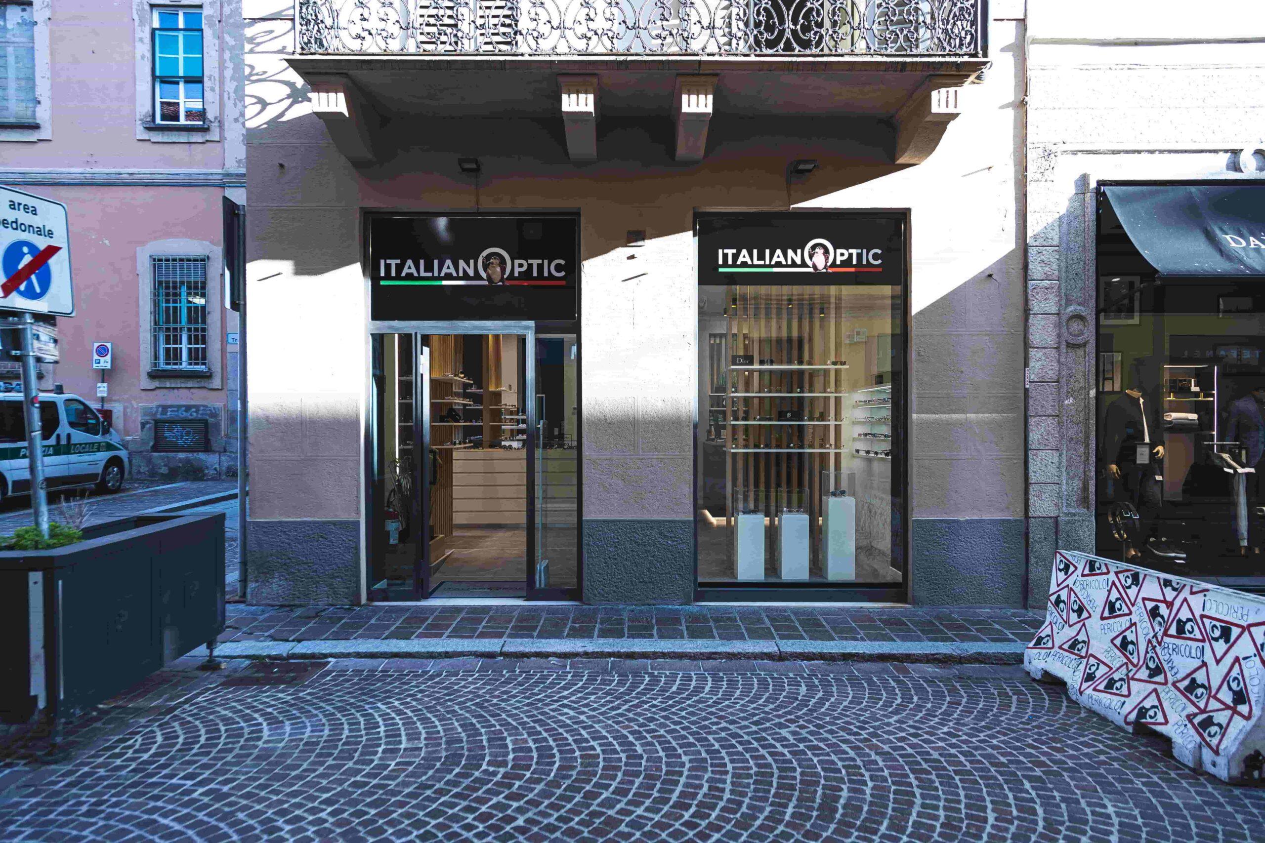 italianoptic-negozio-pavia